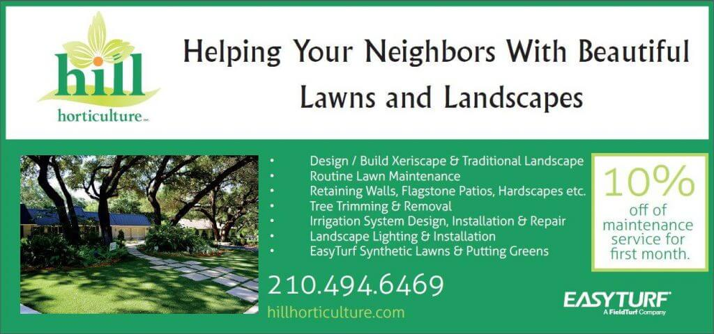 lawn landscape coupon san antonio